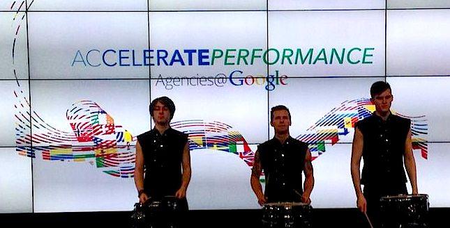 Accelerate Performance – aģentūru pasākums Dublinā 2. diena